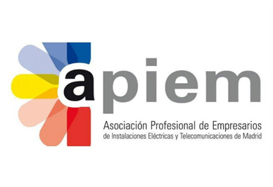 Electricistas Madrid adheridos a APIEM